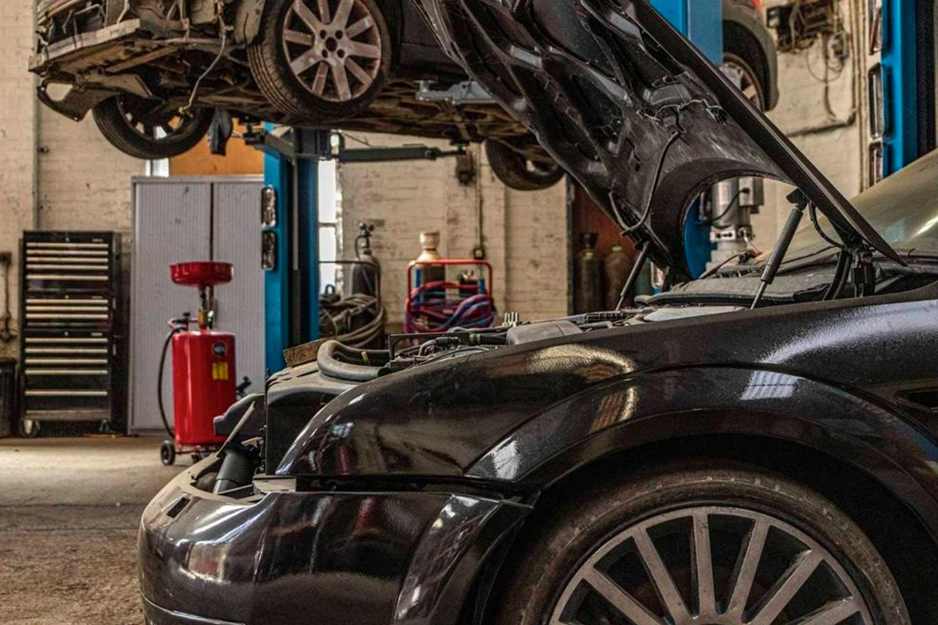 Car Service Centre, Oldham