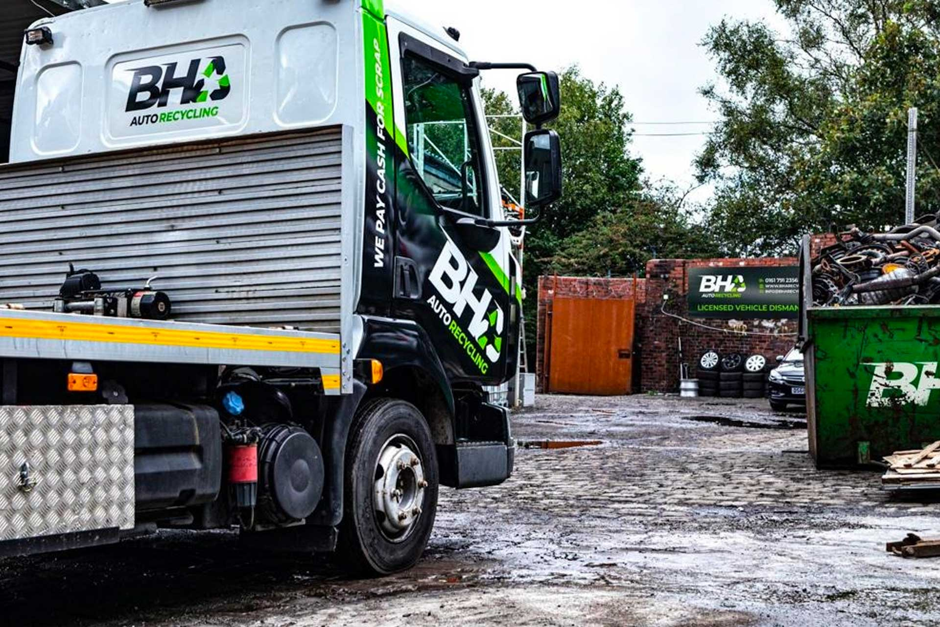 Vehicle Transportation Services in Oldham