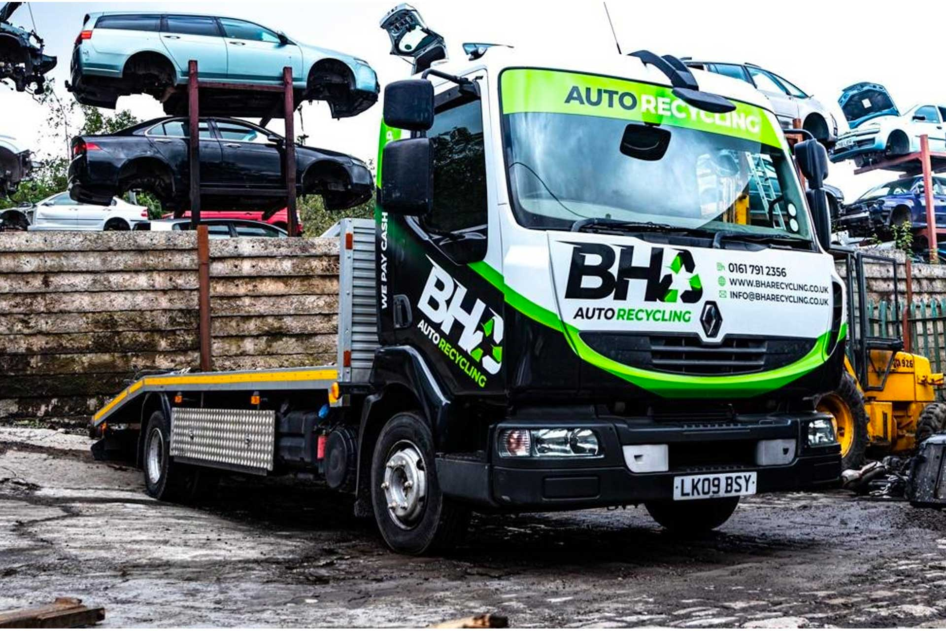 Vehicle Recovery Services in Oldham