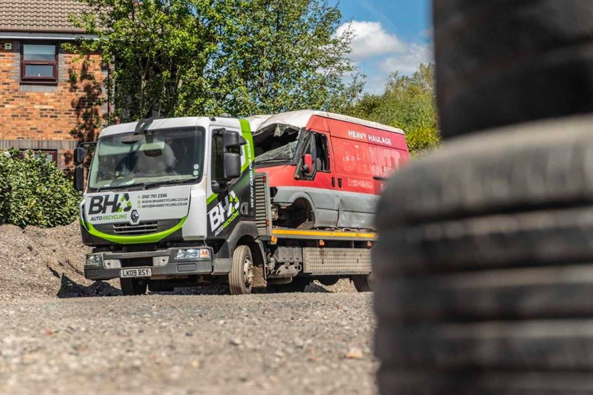 Breakdown Recovery Services in Oldham